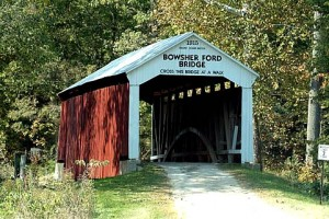 parke county bowsher ford bridge 300x200 Happy Trails To You.......