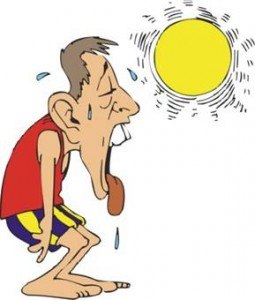 Heat Stroke 255x300 Walking On The Sun