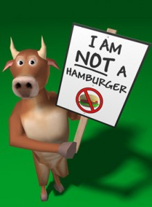 Hamburger Cow animal rights 5325271 277 377 220x300 Charities...Where does your race money go?