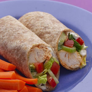 healthy wrap recipes We Have A 415   Cheese Pizza In Progress (I Am The Food Police)