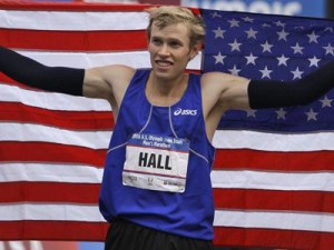 29906170001 1775493724001 0807dv oly ryan hall 400x300 300x225 Ultra Runner or Ultra Insecure?